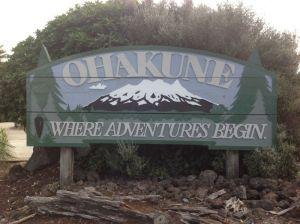 Ohakune Sign