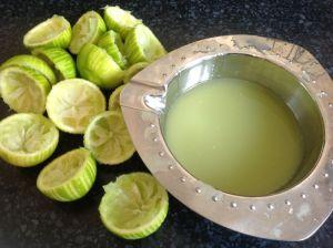 Juiced Limes