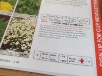 Cammomile German