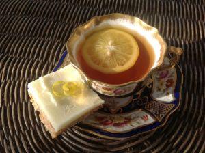 Tea and Slice
