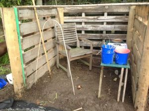 Kids compost